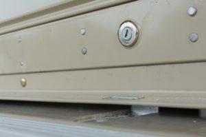シャッター・家庭用金庫・ロッカーの解錠のイメージ